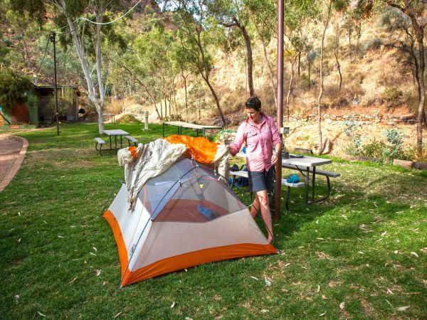 Standley Chasm Angkerle Camping - Accommodation Adelaide