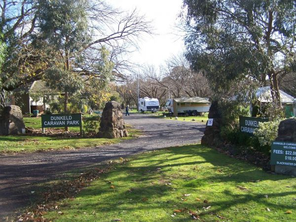 Dunkeld Caravan Park - Accommodation Adelaide