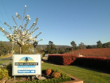 Hume Country Motor Inn - Accommodation Adelaide