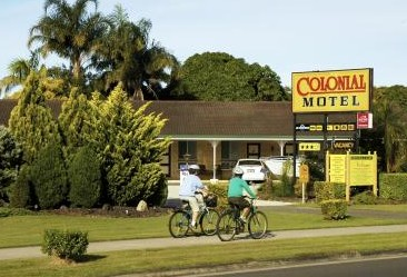 Ballina Colonial Motel - Accommodation Adelaide