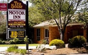 Tea House Motor Inn - Accommodation Adelaide