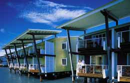 Couran Cove Island Resort - Accommodation Adelaide