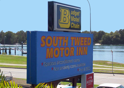 South Tweed Motor Inn - Accommodation Adelaide