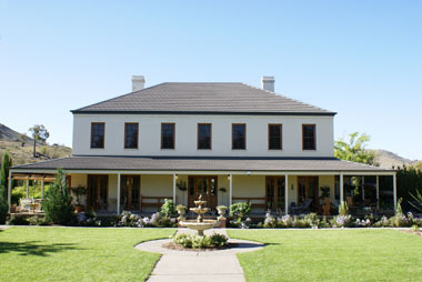 Ginninderry Homestead - Accommodation Adelaide