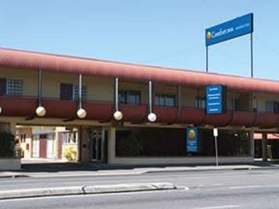 Comfort Inn Manhattan - Accommodation Adelaide