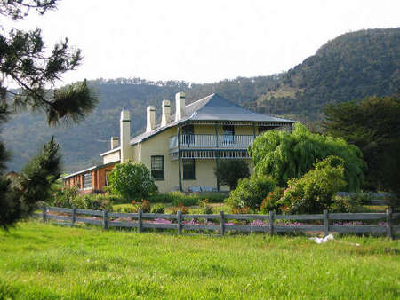 Stanton Bed and Breakfast - Accommodation Adelaide