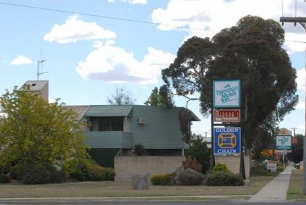 Bendigo Motor Inn Golden Chain - Accommodation Adelaide