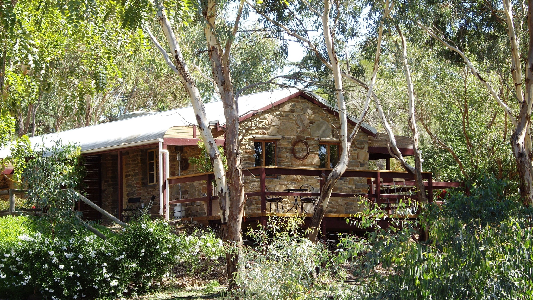1860 Wine Country Cottages - Accommodation Adelaide