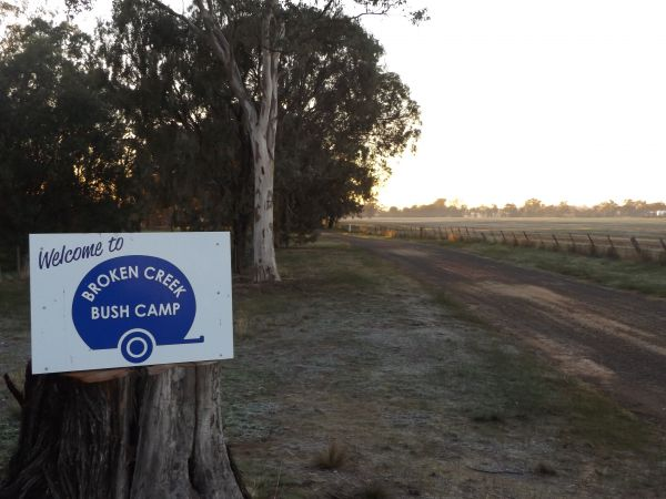 Broken Creek Bush Camp - Accommodation Adelaide