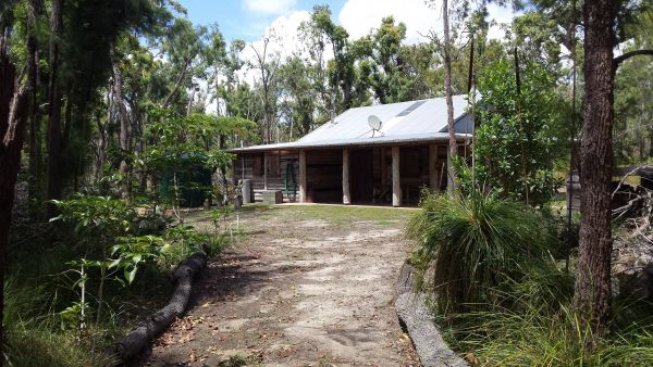 Byfield Cabins on Waterpark Creek - Accommodation Adelaide