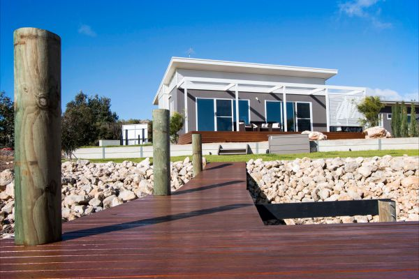 Villa Serra - Accommodation Adelaide
