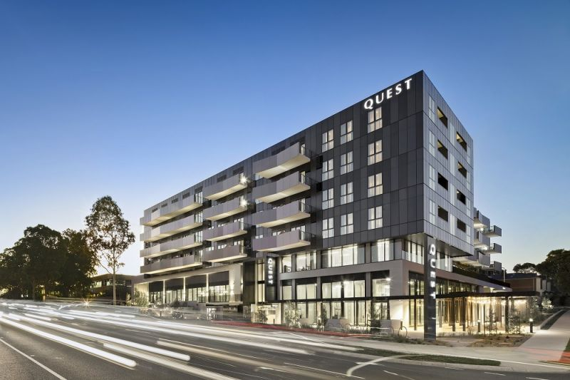 Quest Burwood East - Accommodation Adelaide