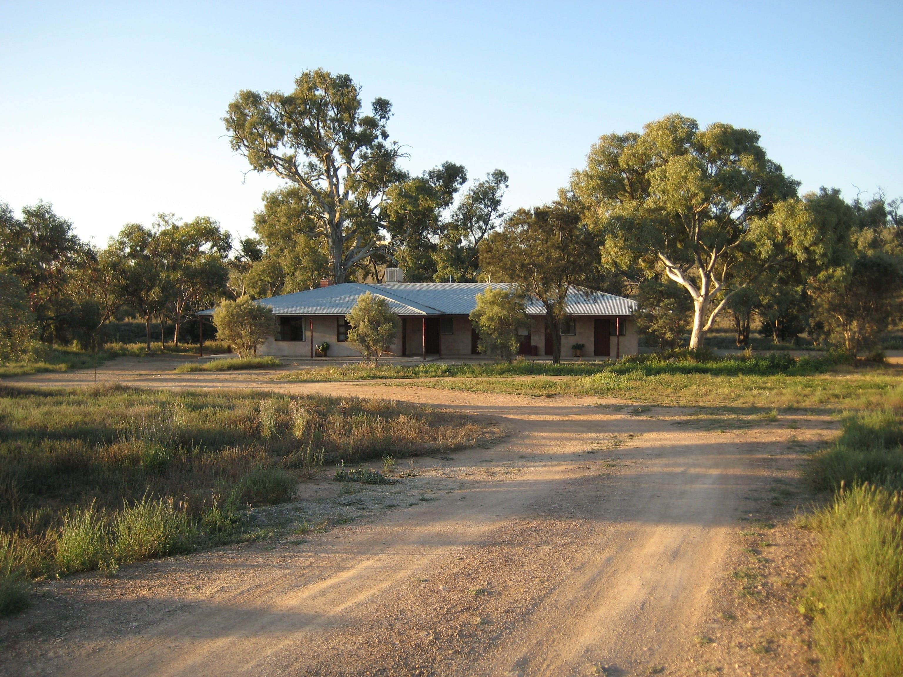 Gum Creek Shearer's Quarters - Accommodation Adelaide