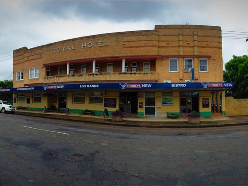 Royal Hotel Dungog - Accommodation Adelaide