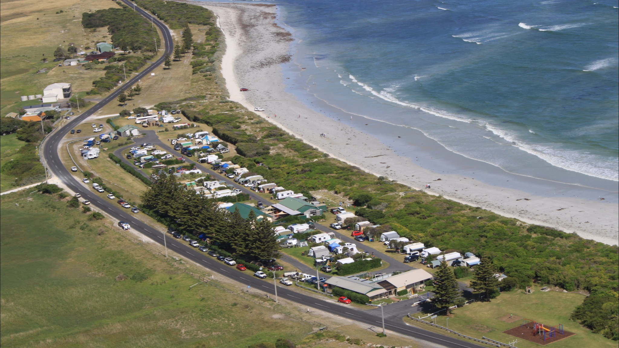 Port MacDonnell Foreshore Tourist Park - Accommodation Adelaide