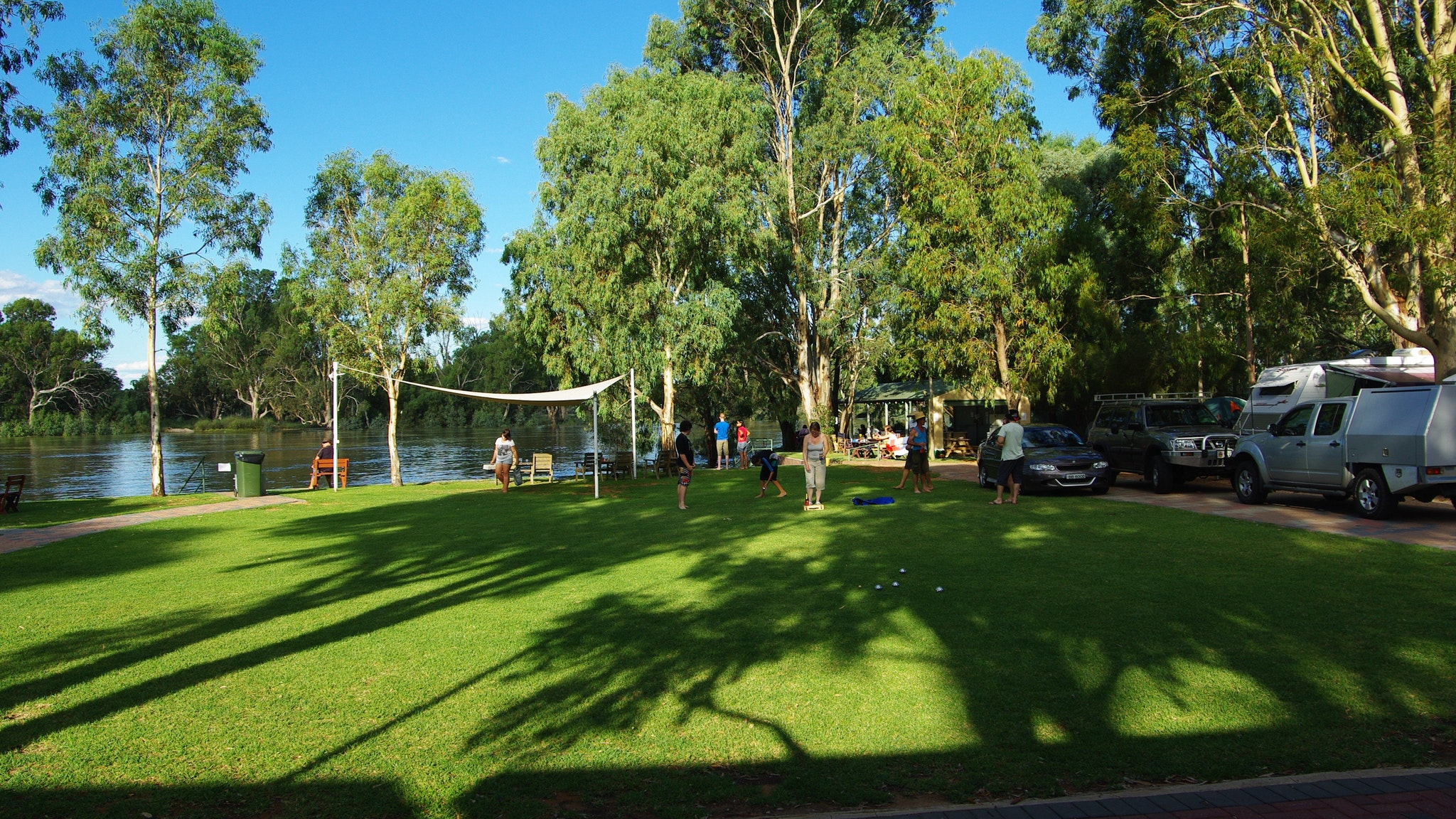 Big4 Blanchetown Riverside Holiday Park - Accommodation Adelaide
