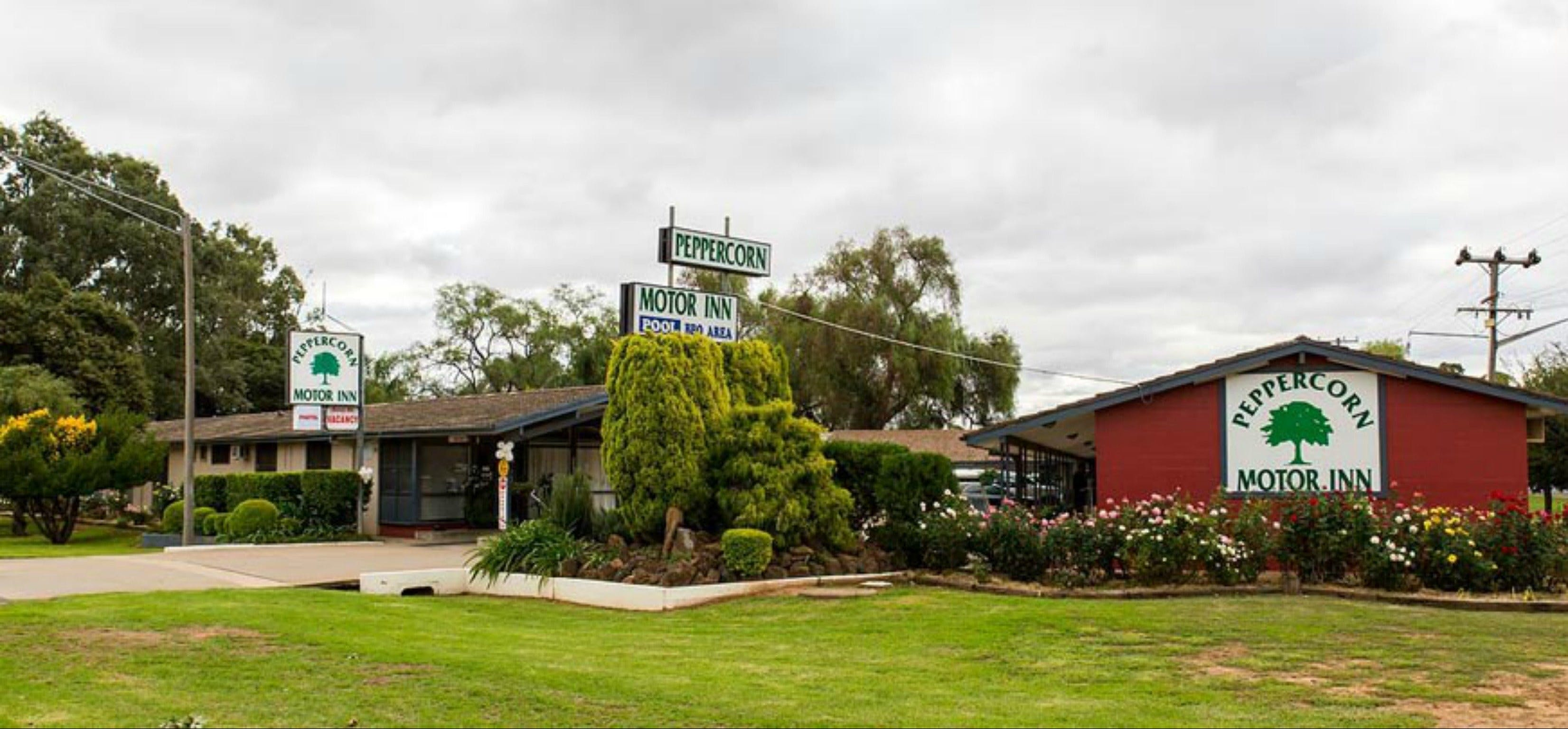 Peppercorn Motor Inn - Accommodation Adelaide