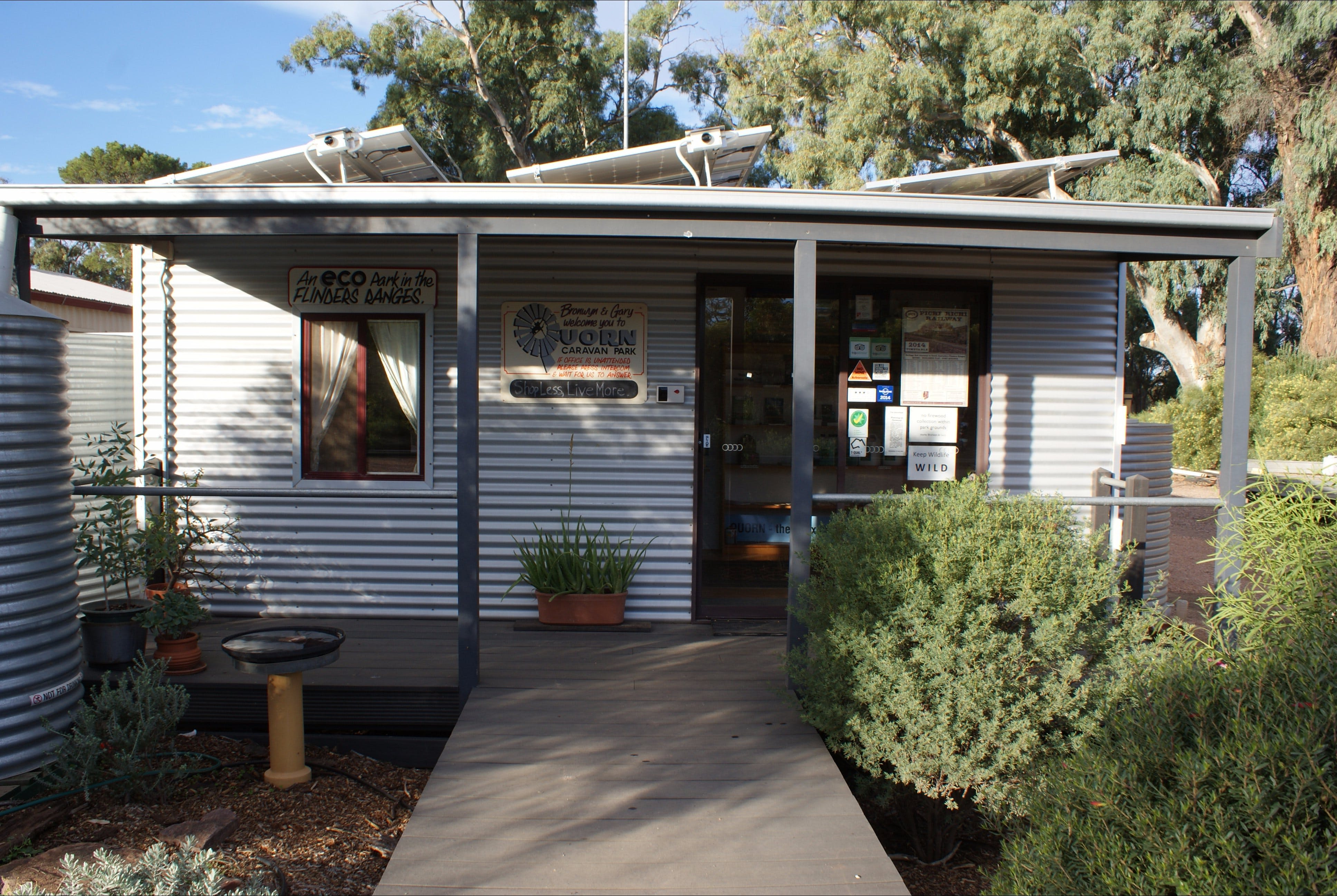 Quorn Caravan Park - Accommodation Adelaide