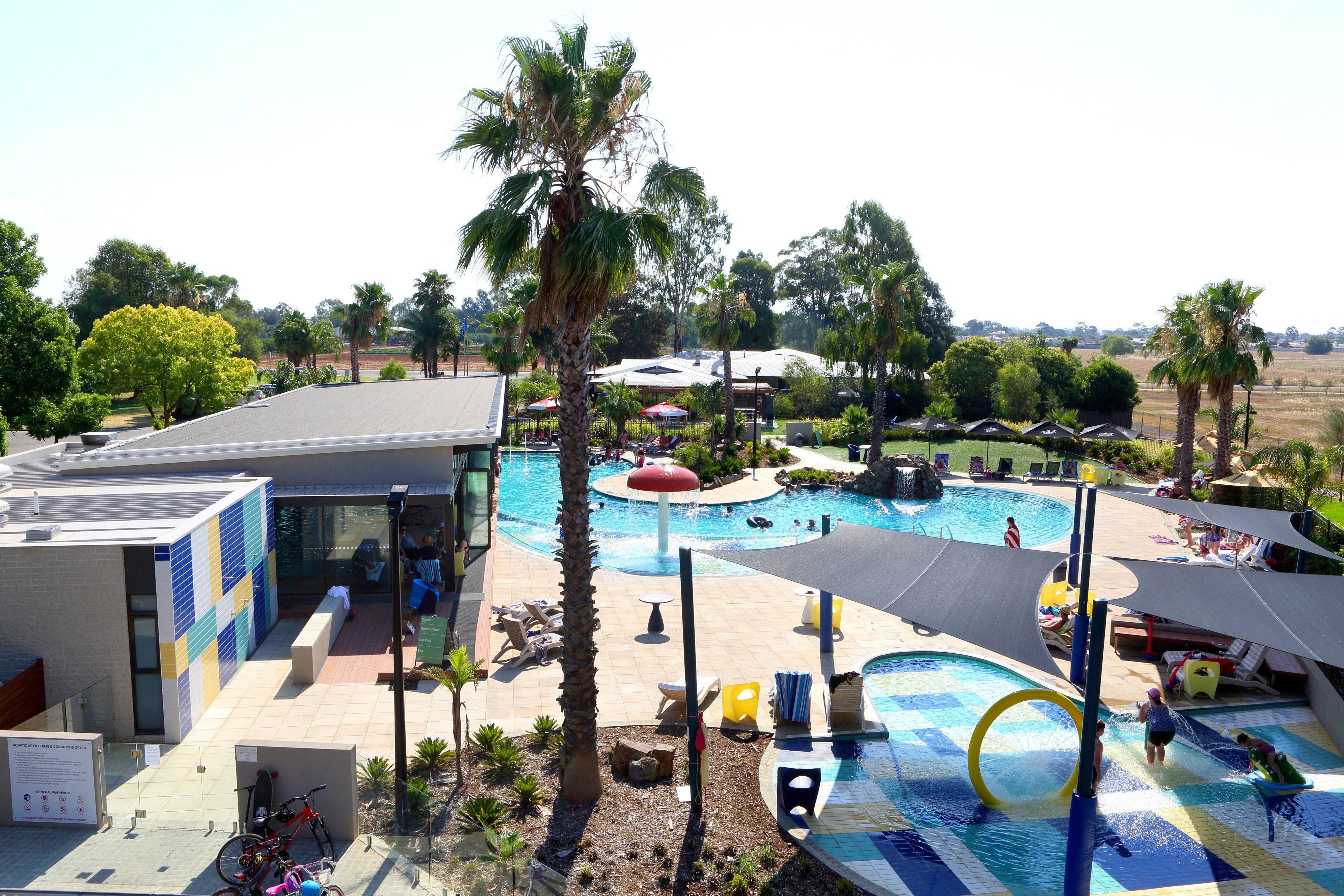 RACV Cobram Resort - Accommodation Adelaide