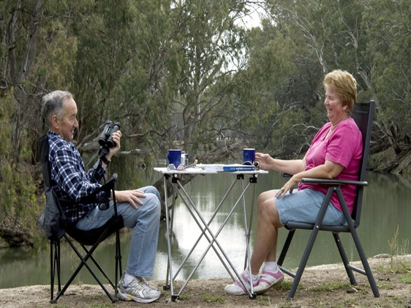 Mamanga campground - Accommodation Adelaide