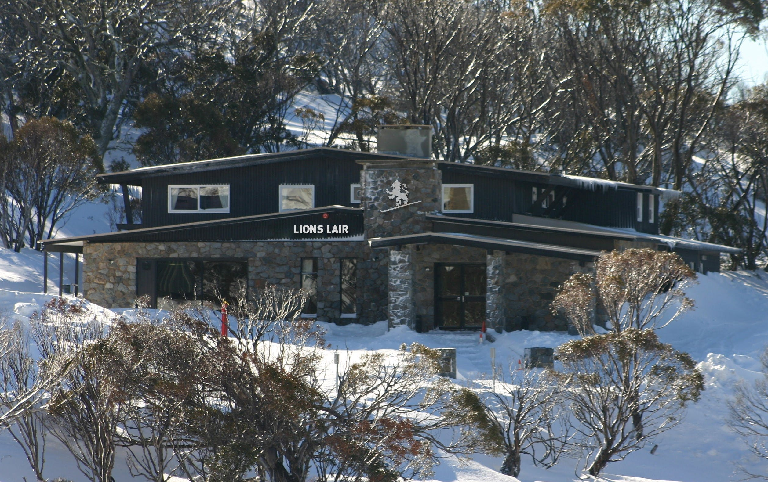 The Lions Lair Lodge - Accommodation Adelaide