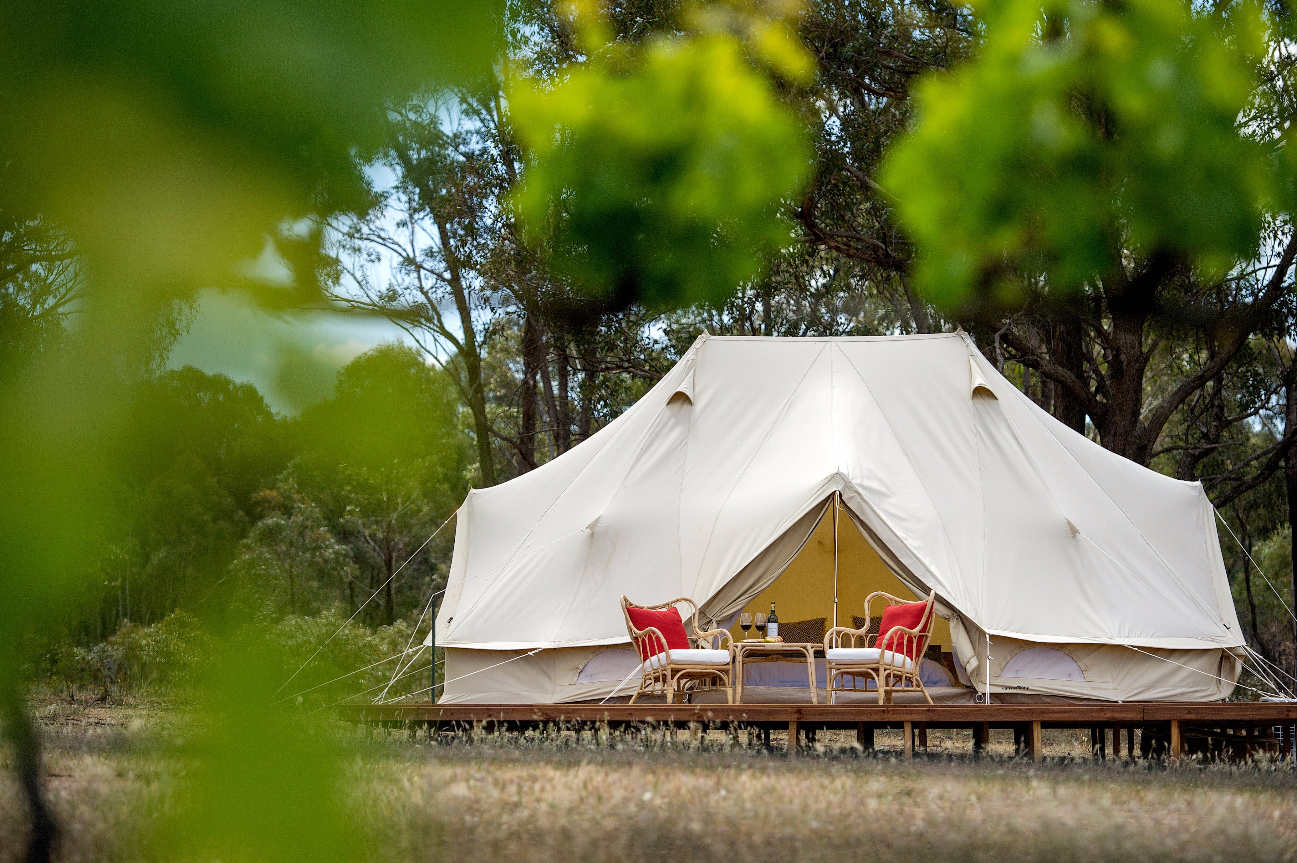 Balgownie Estate Winery Glamping  Accommodation - Accommodation Adelaide