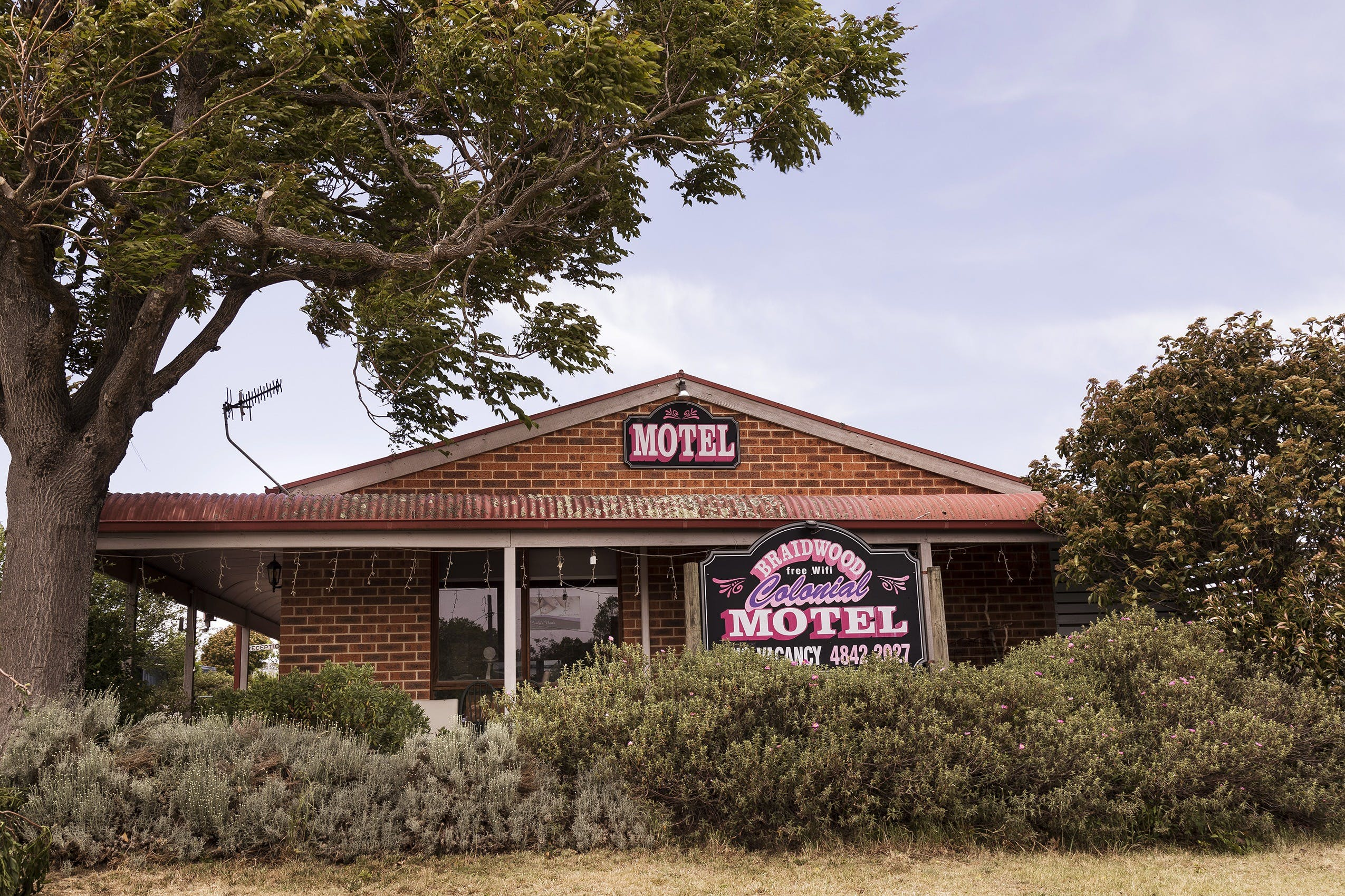 Colonial Motel - Accommodation Adelaide