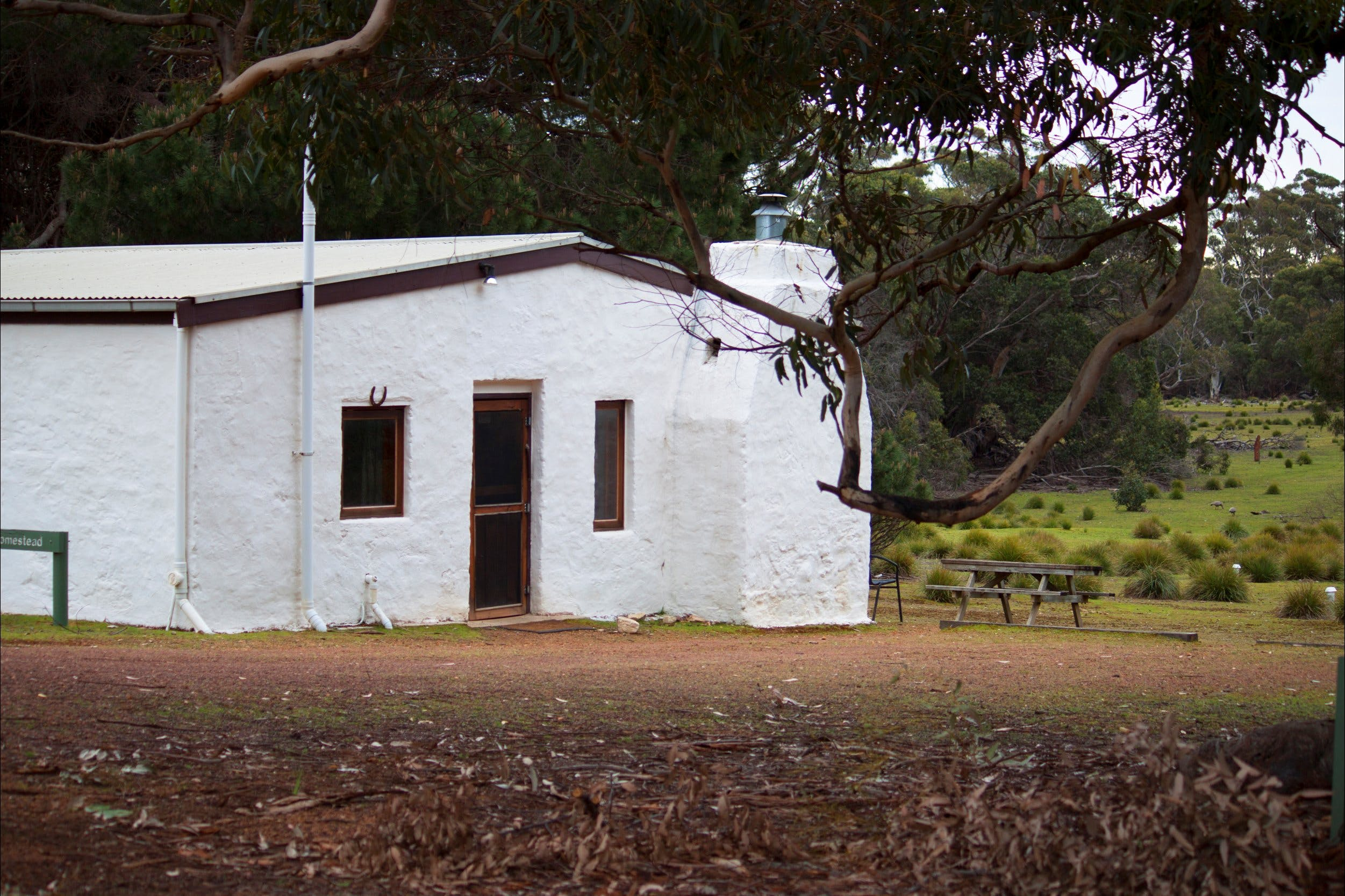 Mays homestead - Flinders Chase National Park - Accommodation Adelaide