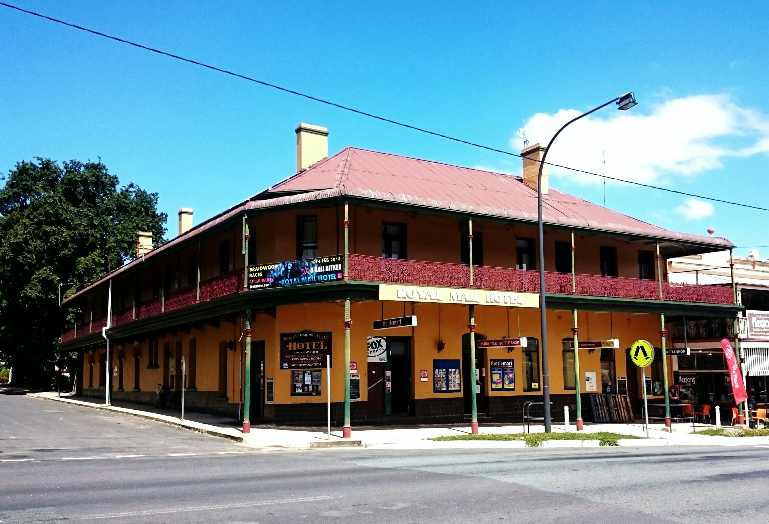 Royal Mail Hotel Braidwood - Accommodation Adelaide