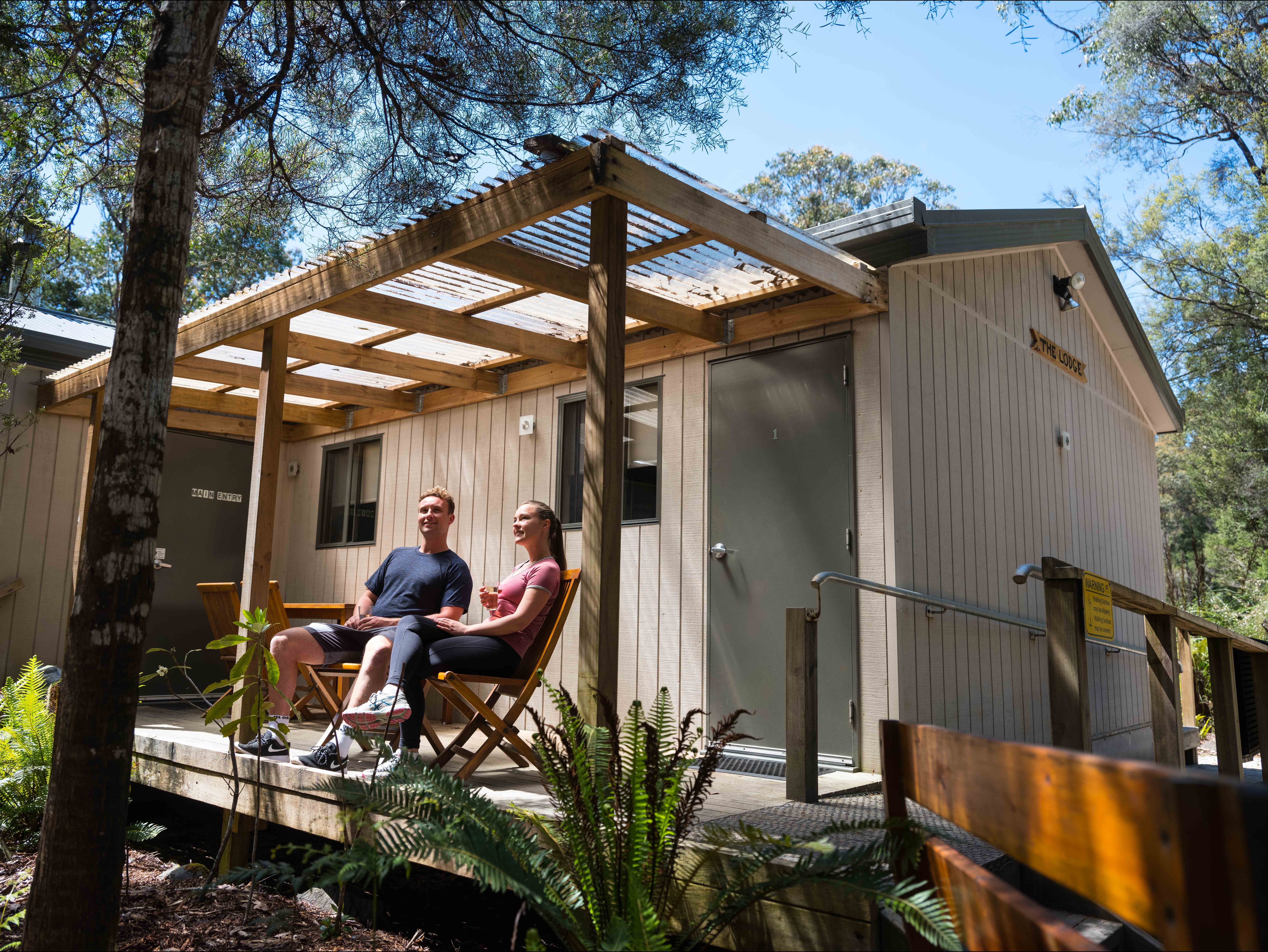 Tahune Adventures Tasmania - Lodge and Cabin - Accommodation Adelaide