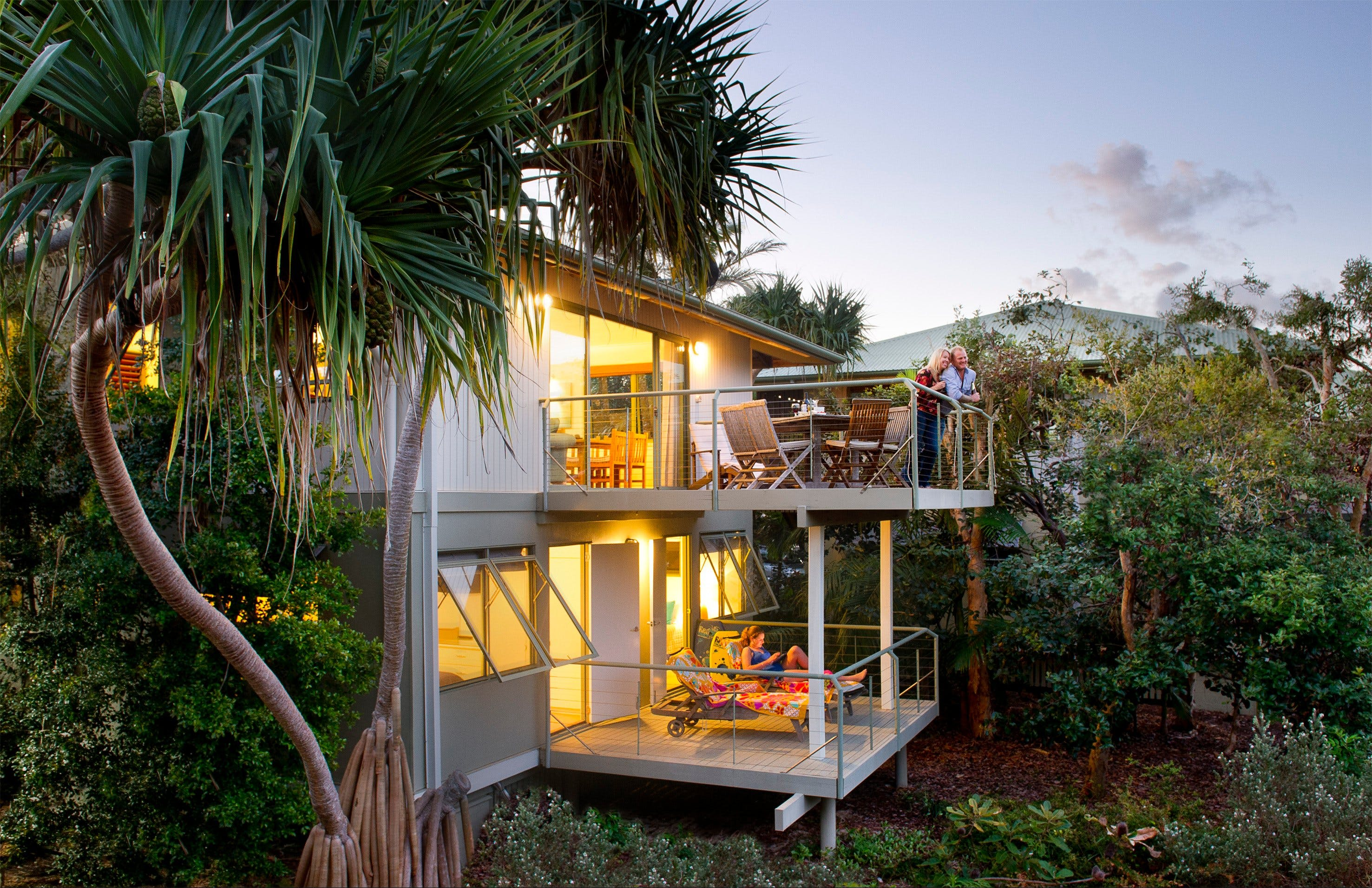 The Retreat Beach Houses - Accommodation Adelaide