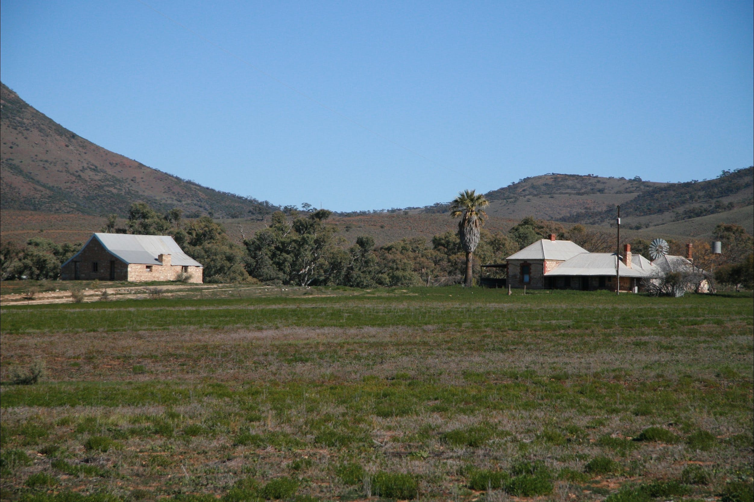 The Dutchman's Stern Homestead - Accommodation Adelaide
