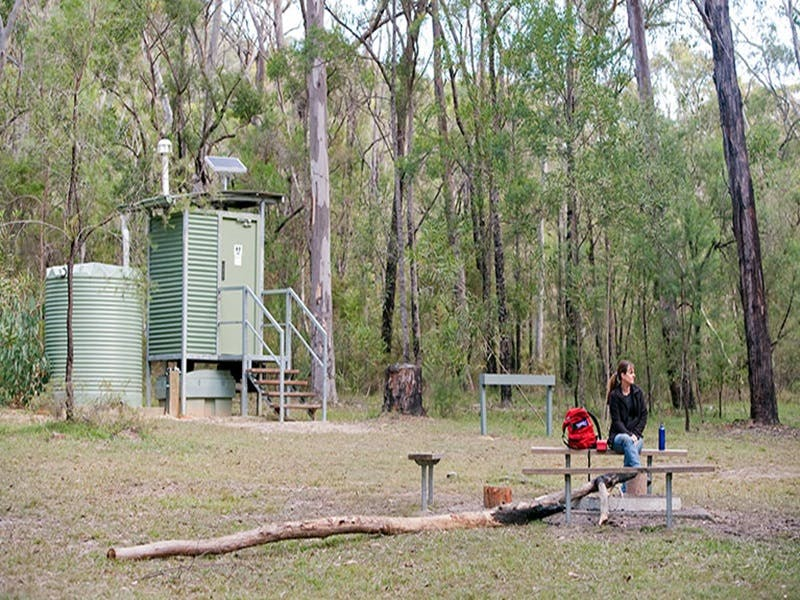 Ten Mile Hollow campground - Accommodation Adelaide