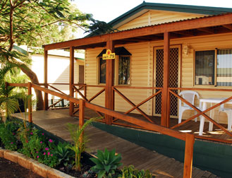 Wintersun Caravan  Tourist Park - Accommodation Adelaide