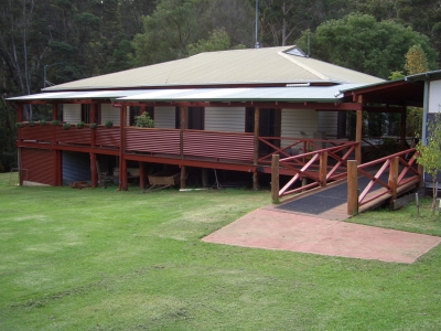 Pemberton Camp School - Accommodation Adelaide