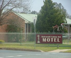 Balranald Colony Inn Motel - Accommodation Adelaide