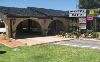 Balranald Capri Motel - Accommodation Adelaide