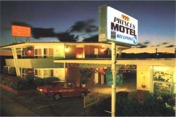 Princes Motel - Accommodation Adelaide