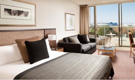 Quay West Suites Melbourne - Accommodation Adelaide