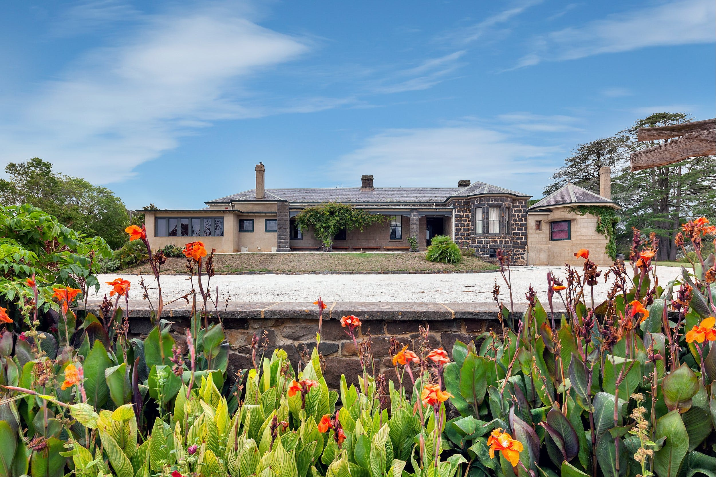 Eurambeen Historic Homestead and Gardens - Accommodation Adelaide