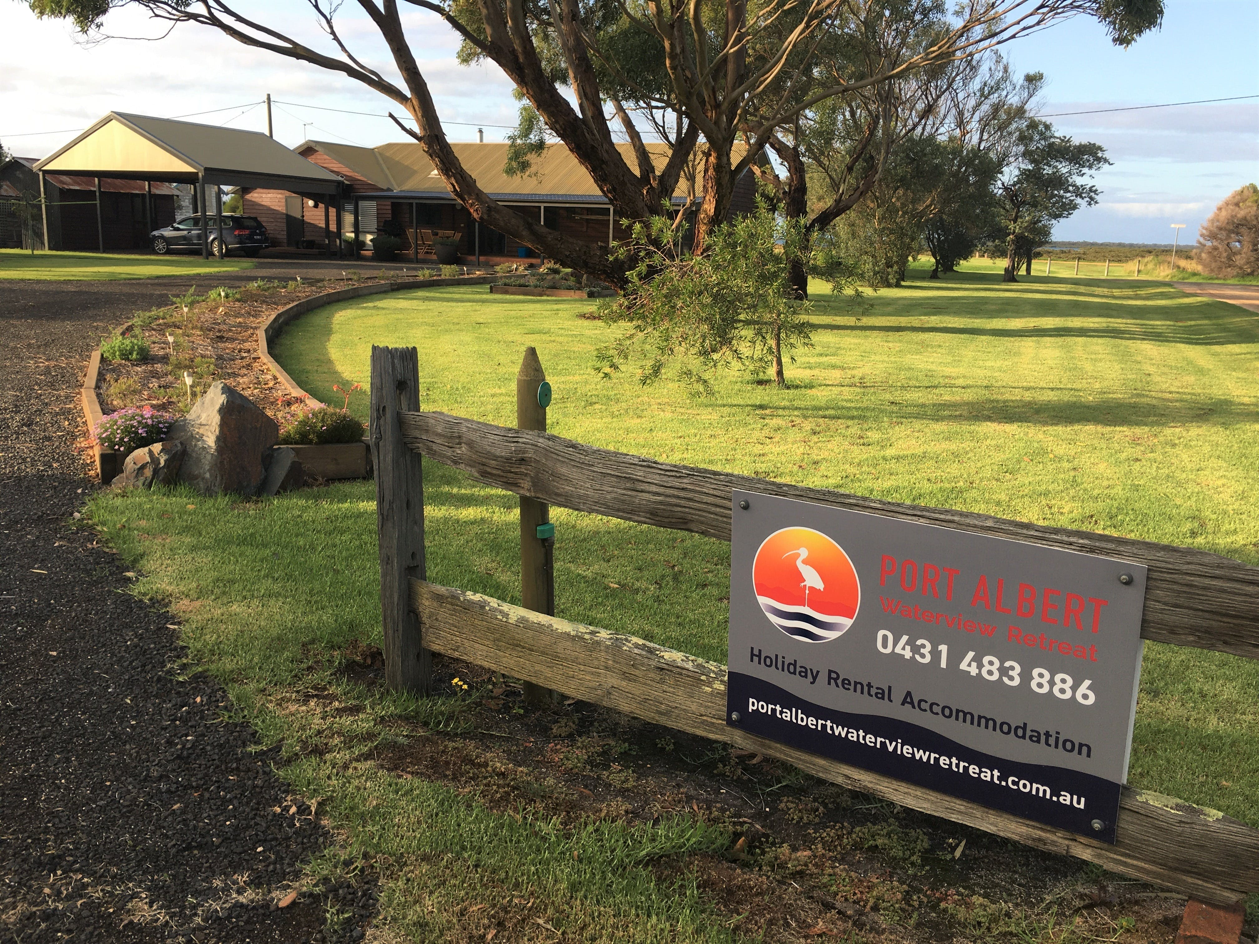 Port Albert Waterview Retreat - Accommodation Adelaide