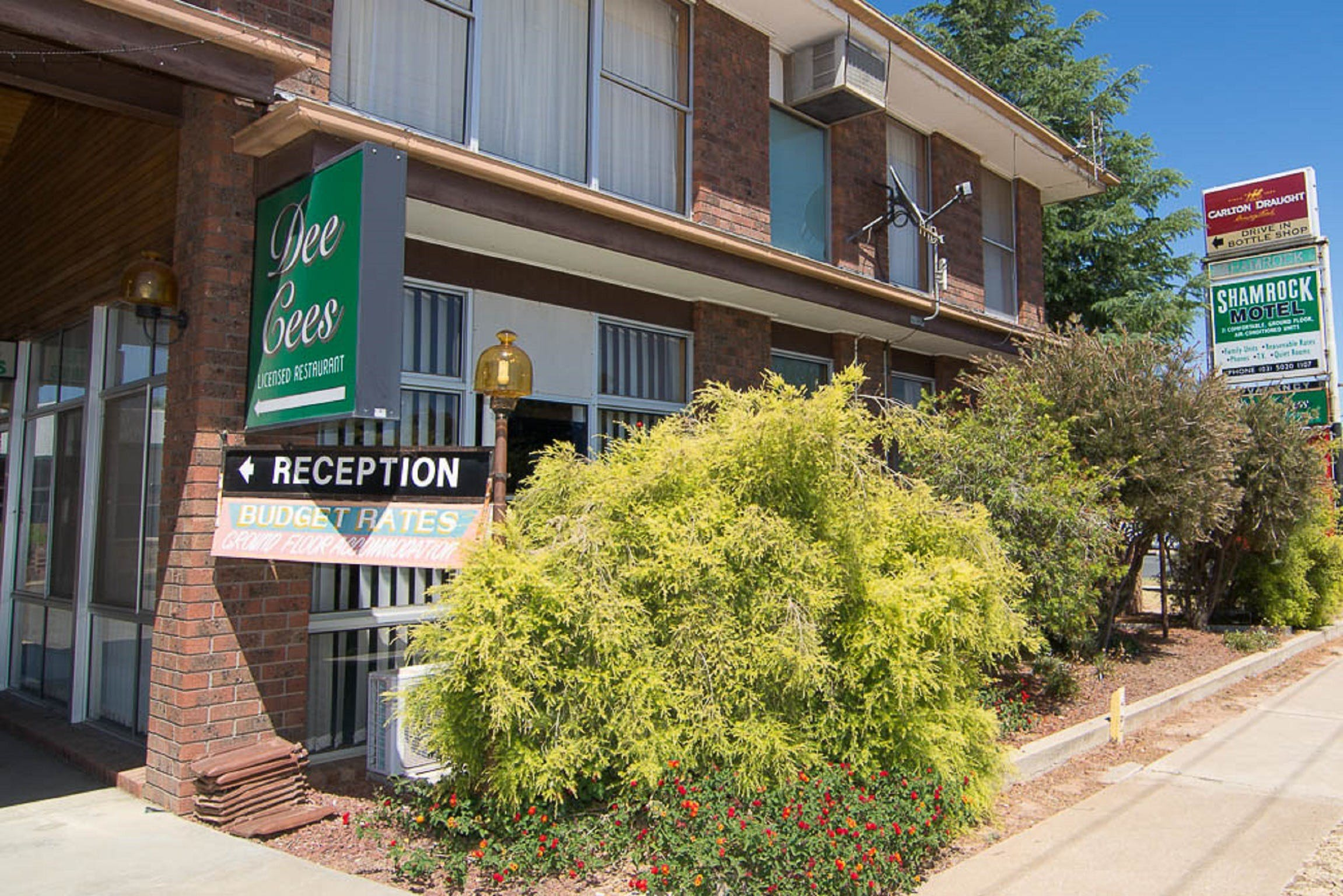 Shamrock Motel Balranald - Accommodation Adelaide