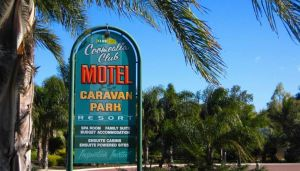 Coomealla Club Motel and Caravan Park Resort - Accommodation Adelaide