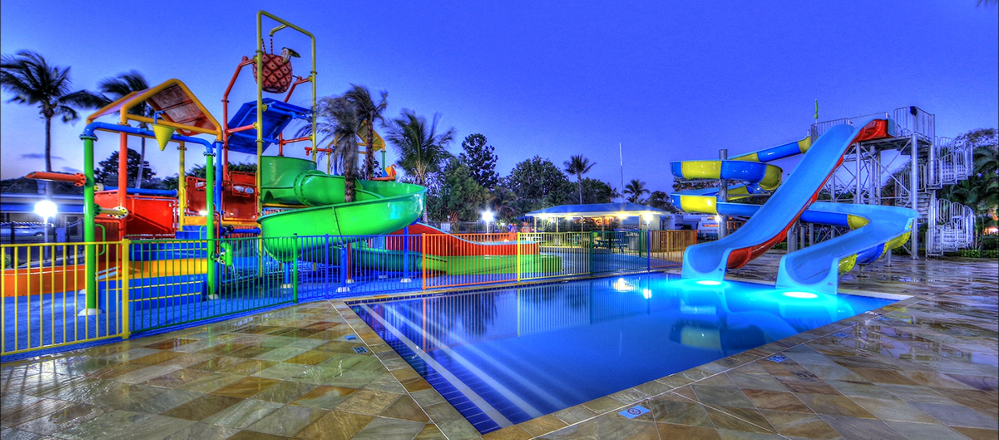 Discovery Parks - Coolwaters Yeppoon - Accommodation Adelaide