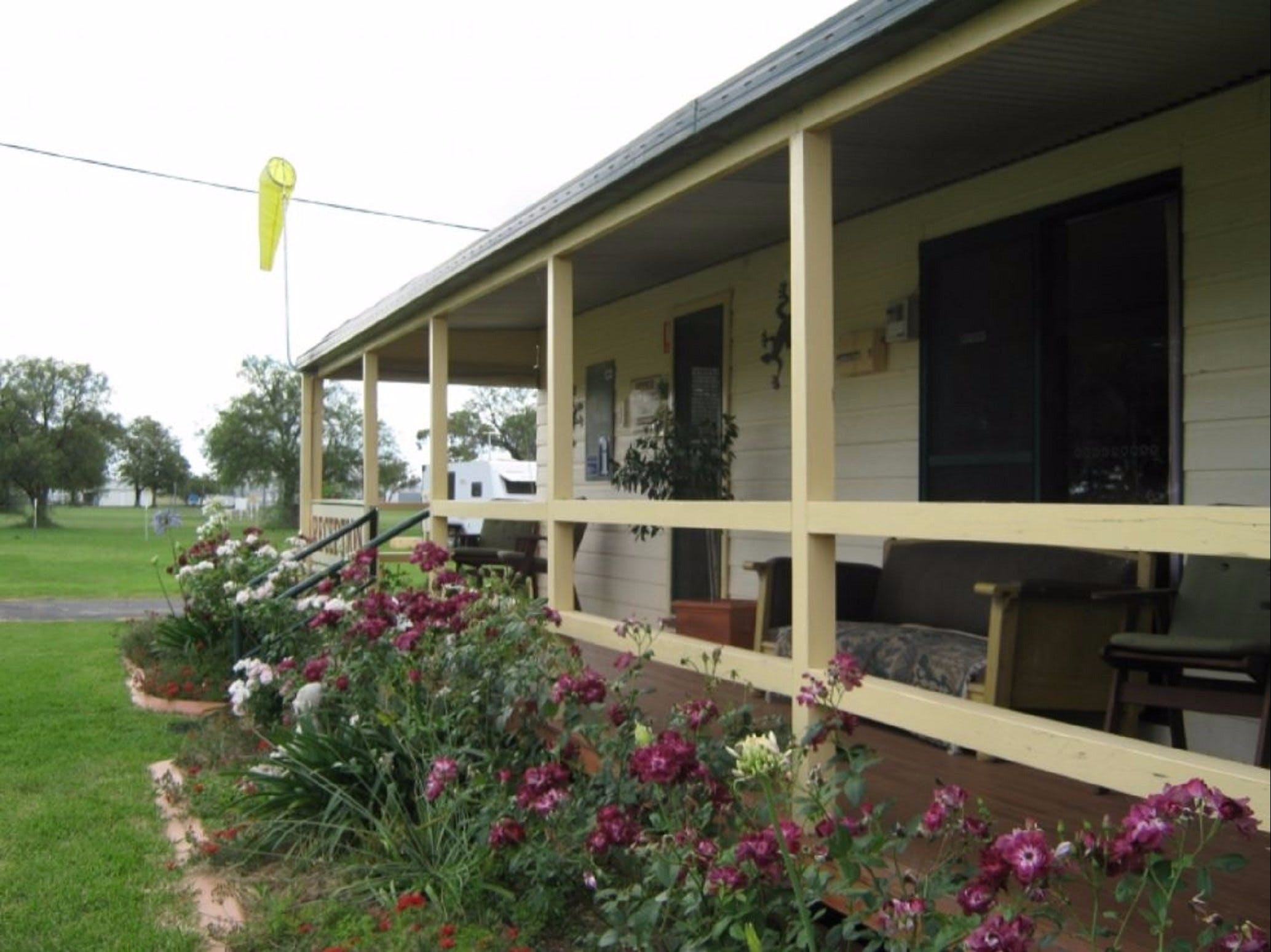 Narromine Aerodrome Tourist Park and Motel - Accommodation Adelaide