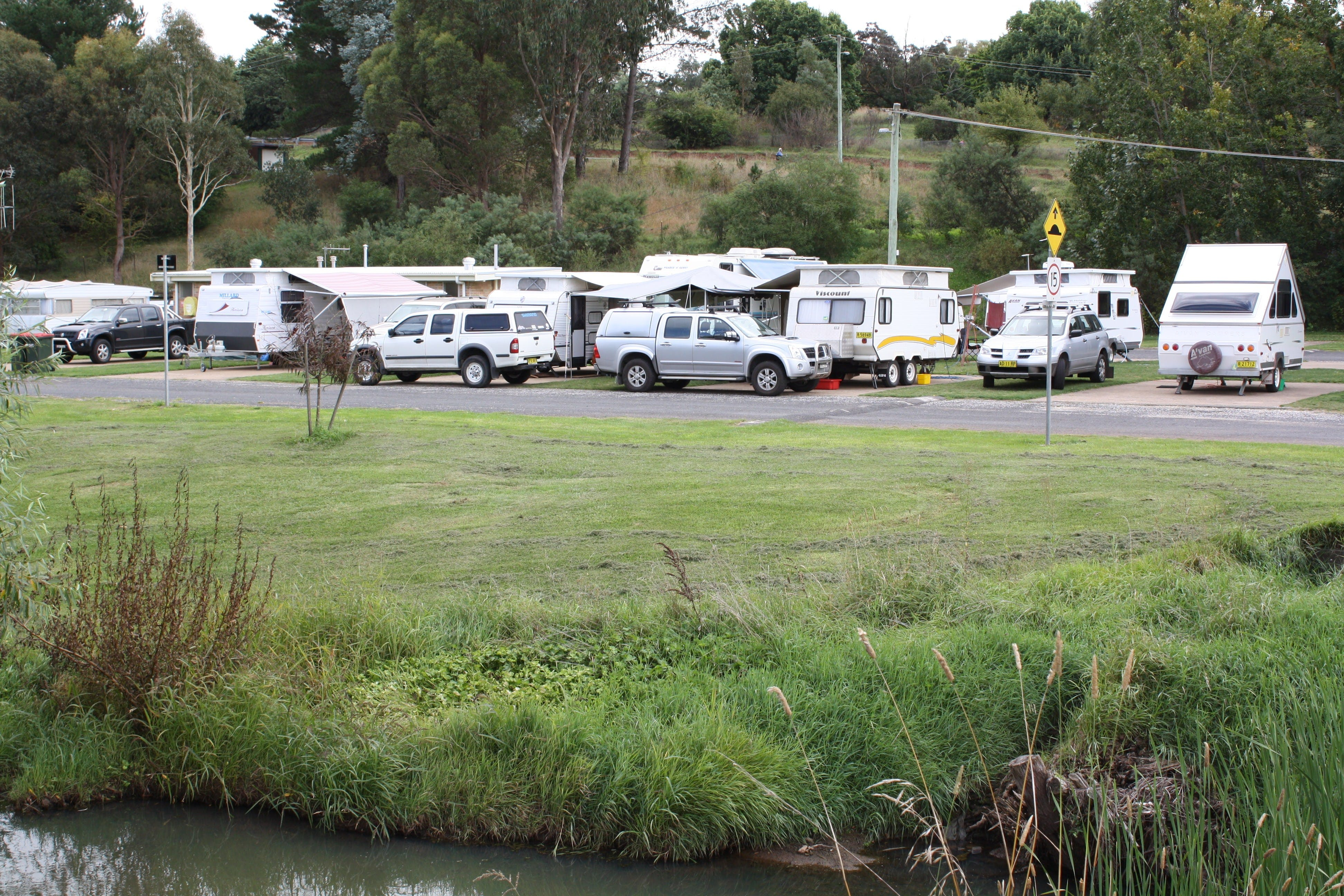 Crookwell Caravan Park - Accommodation Adelaide