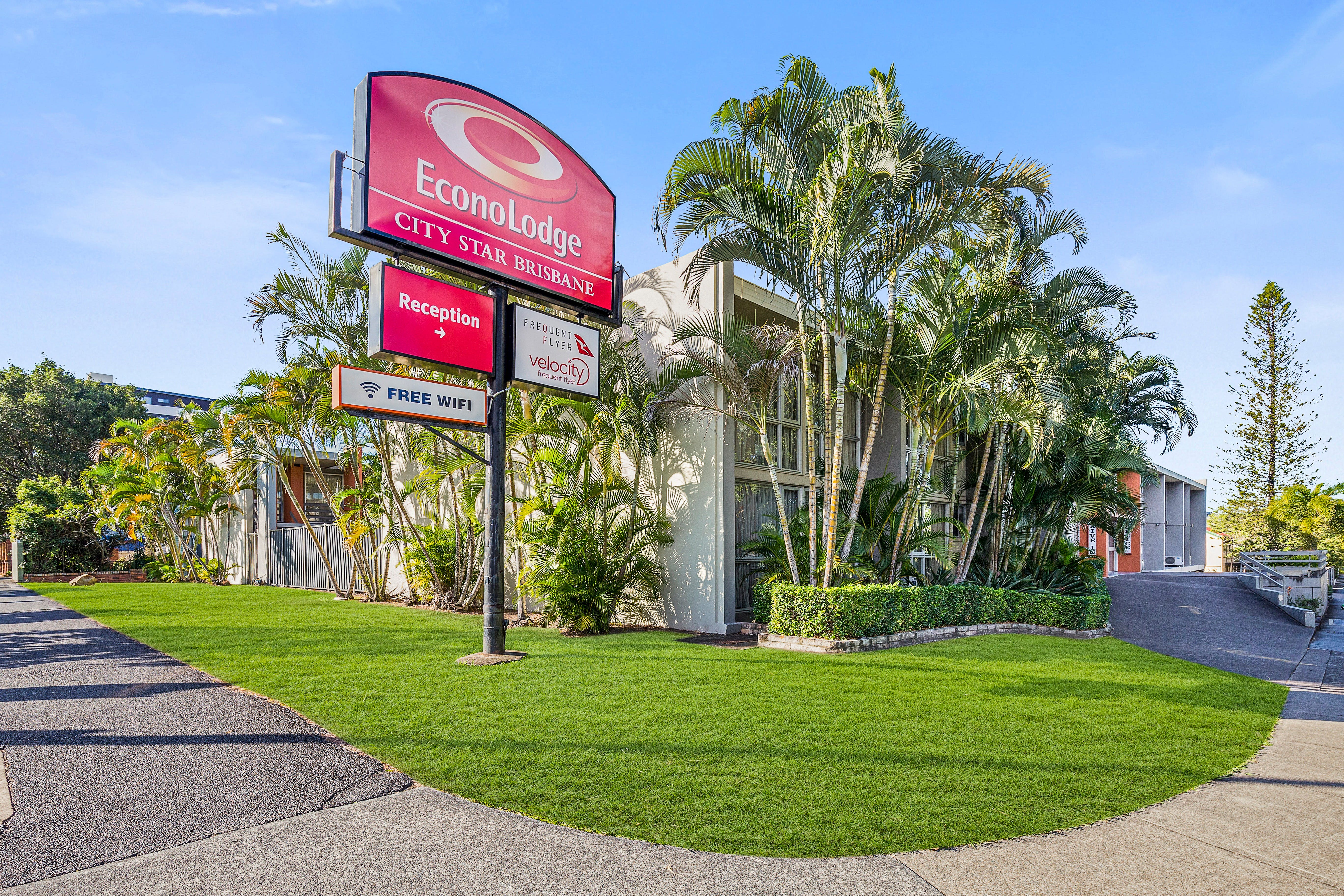 Econo Lodge City Star Brisbane - Accommodation Adelaide