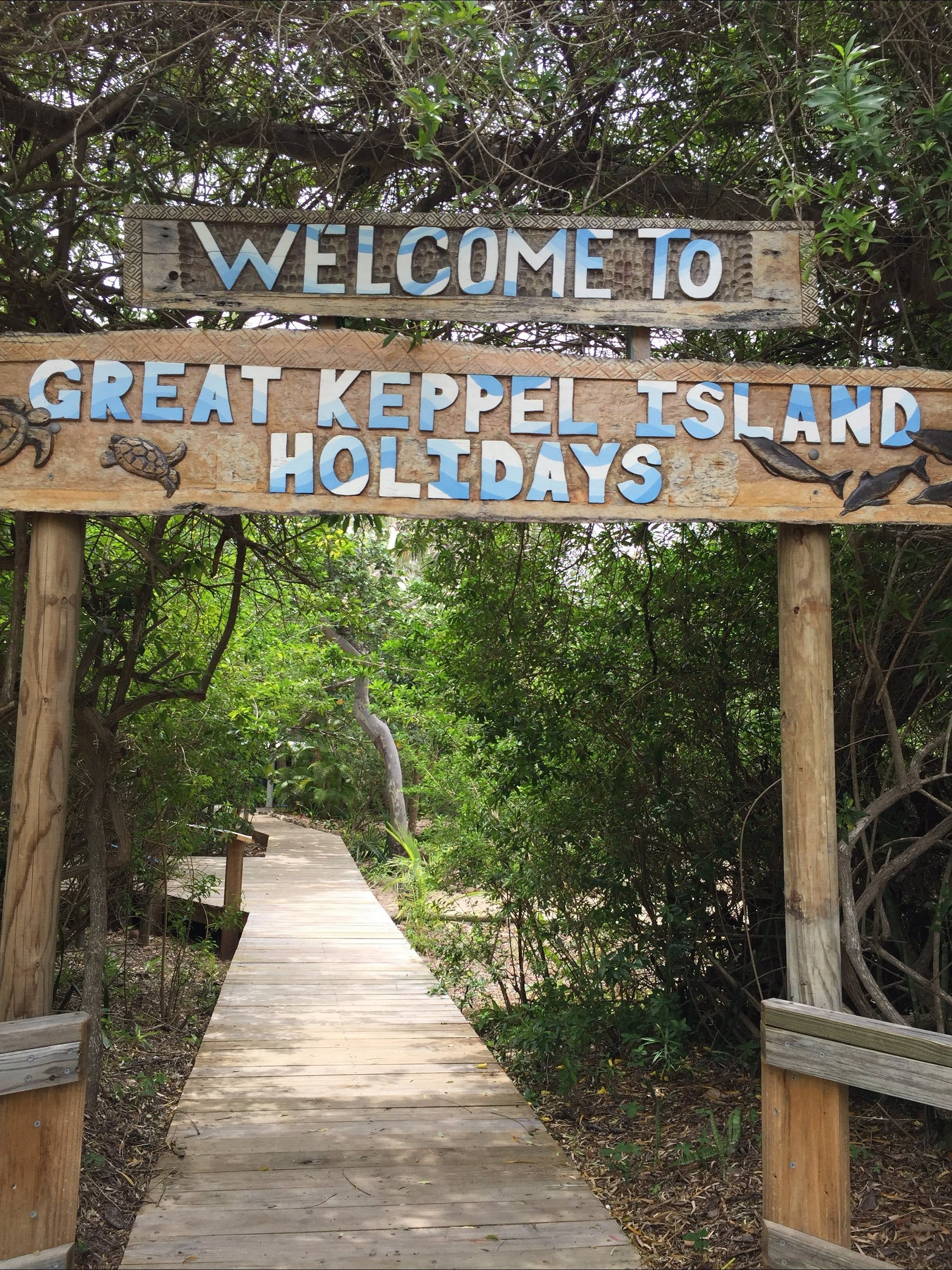Great Keppel Island Holiday Village - Accommodation Adelaide