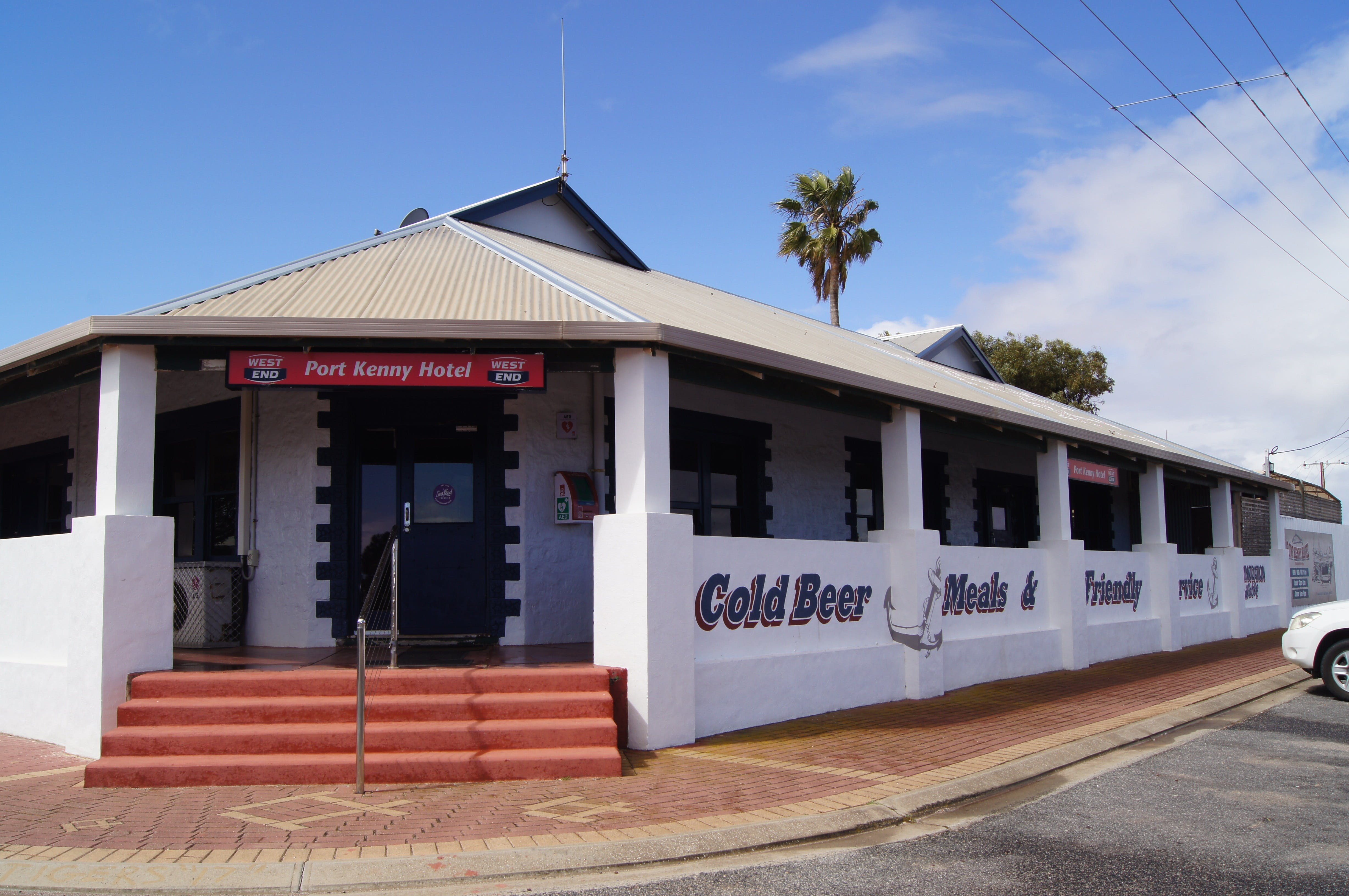 Port Kenny Hotel - Accommodation Adelaide