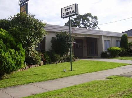 Bairnsdale Town Central Motel - Accommodation Adelaide
